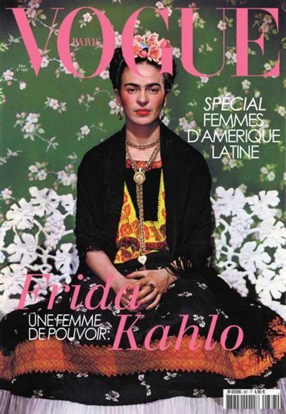 Frida Vogue 1938